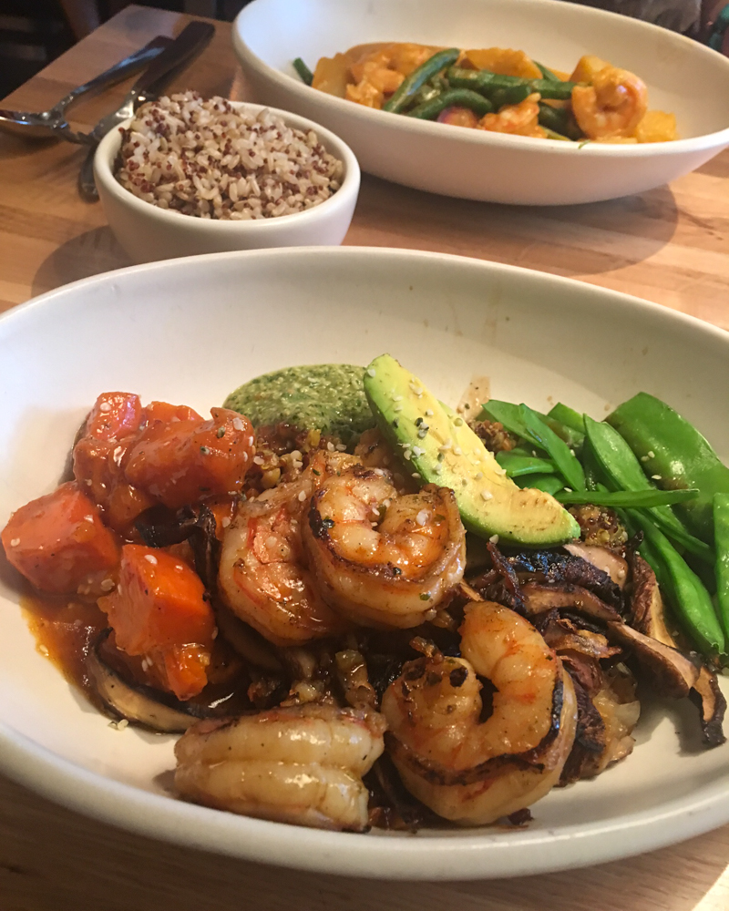 Dinner at True Food Kitchen by A Lady Goes West