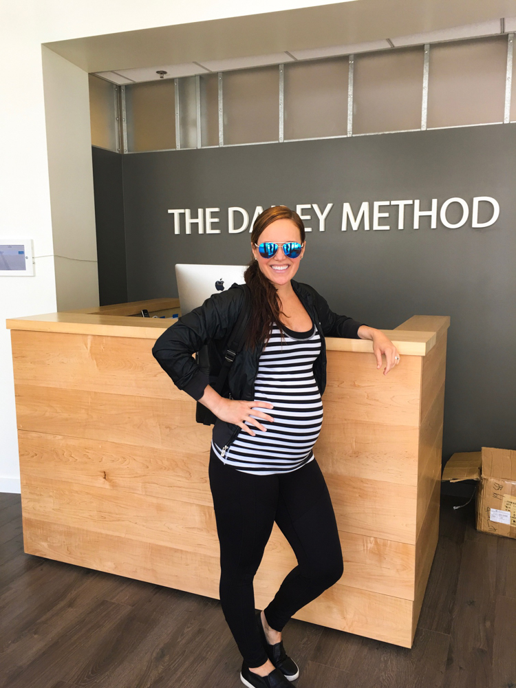 Ashley at The Dailey Method by A Lady Goes West