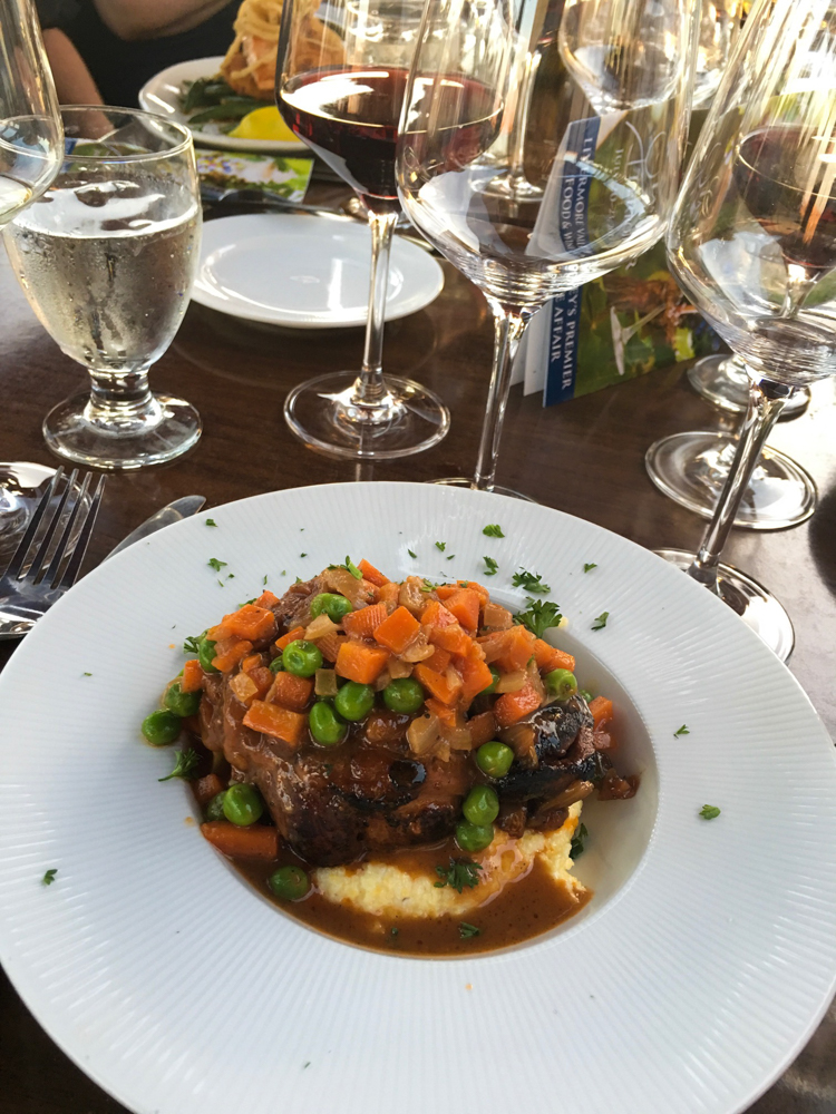 Lamb dish by A Lady Goes West