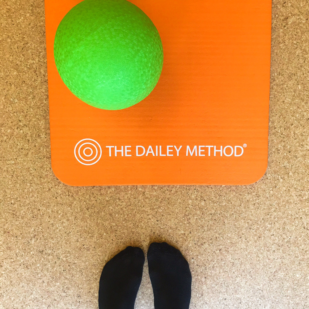 The Dailey Method by A Lady Goes West