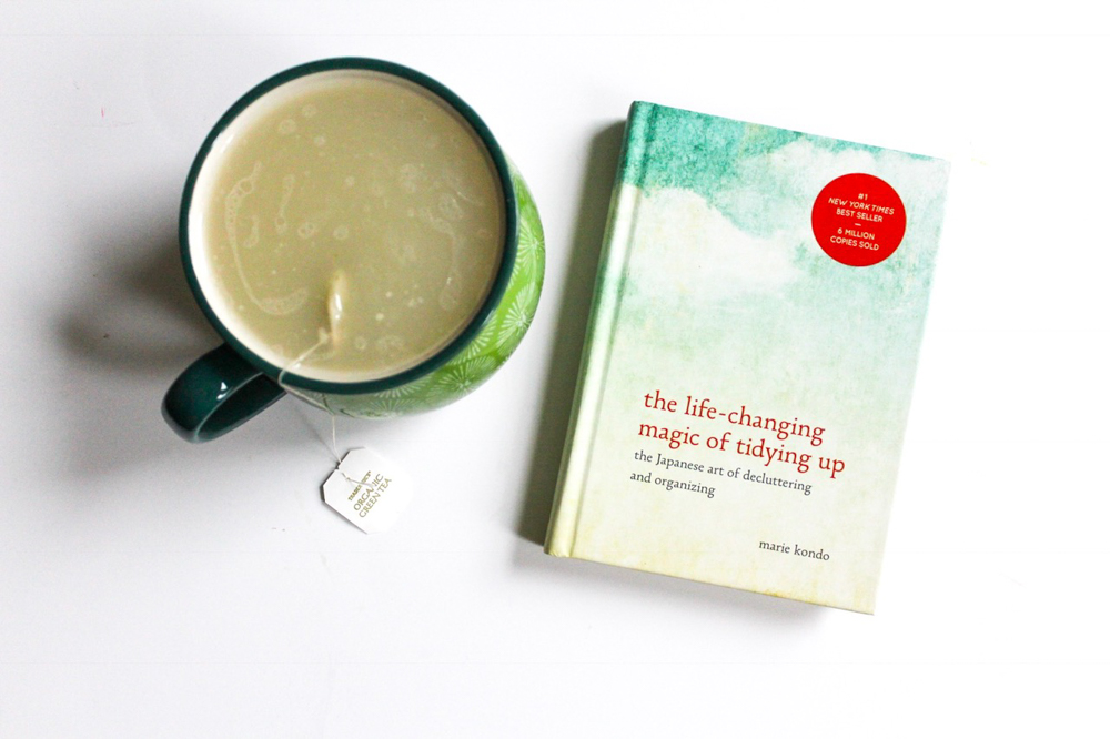 The Life-Changing Magic of Tidying Up book by A Lady Goes West