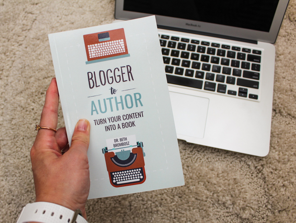 Blogger to Author book by A Lady Goes West
