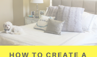 How to create a better sleep environment