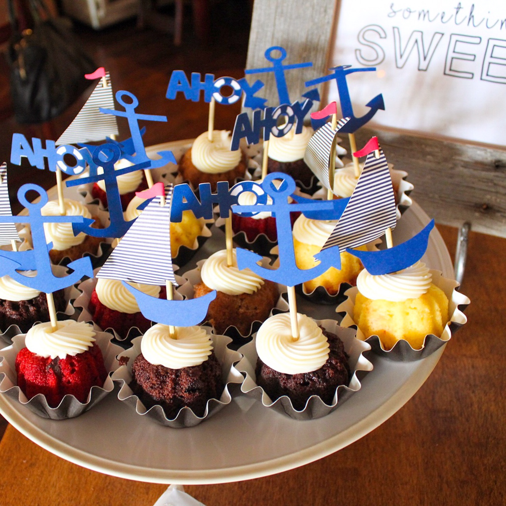 Nothing Bundt Cakes by A Lady Goes West