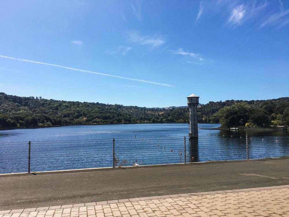 Lafayette Reservoir walk by A Lady Goes West