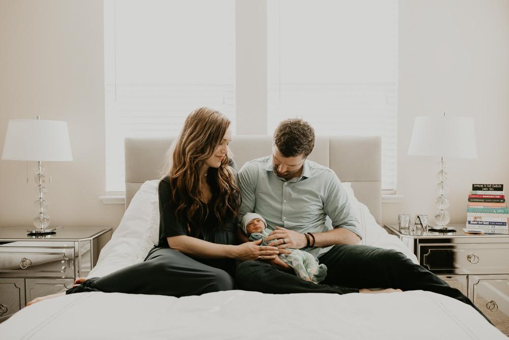 Baby Brady newborn shoot 4 A Lady Goes West