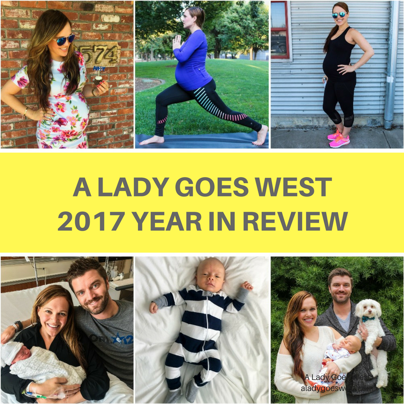 A Lady Goes West 2017 year in review