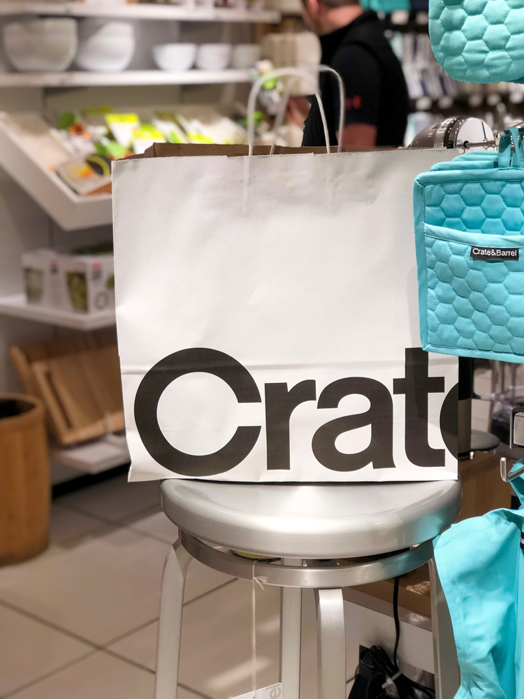 Crate and Barrel by A Lady Goes West