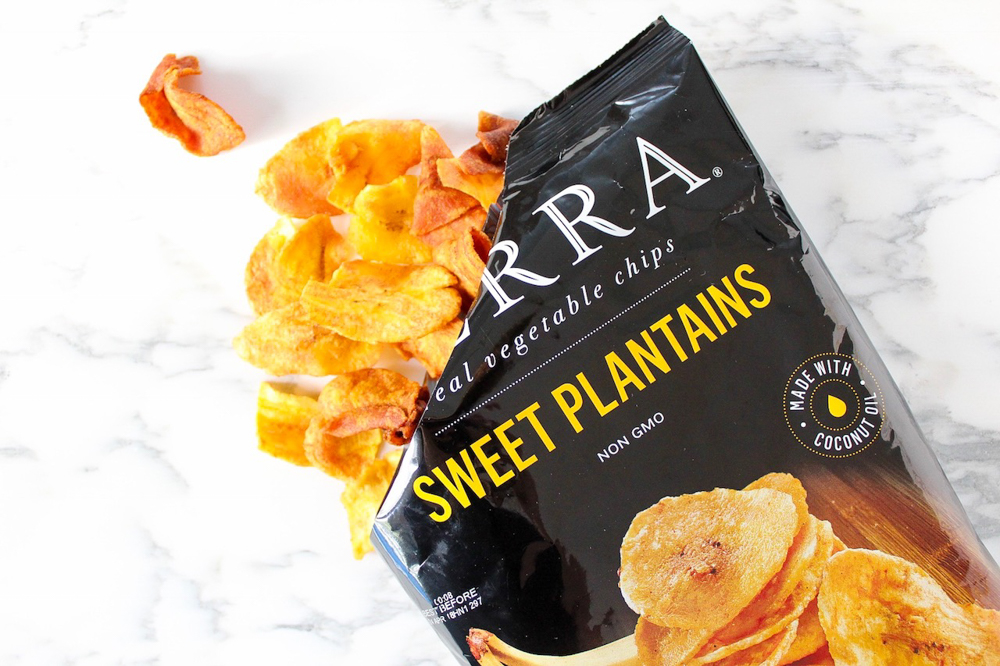 Terra chips from Whole Foods Market 365 by A Lady Goes West