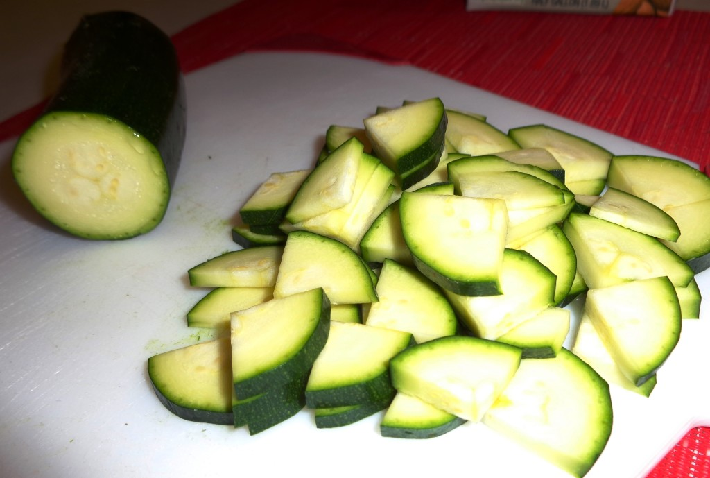 Zucchini smoothie