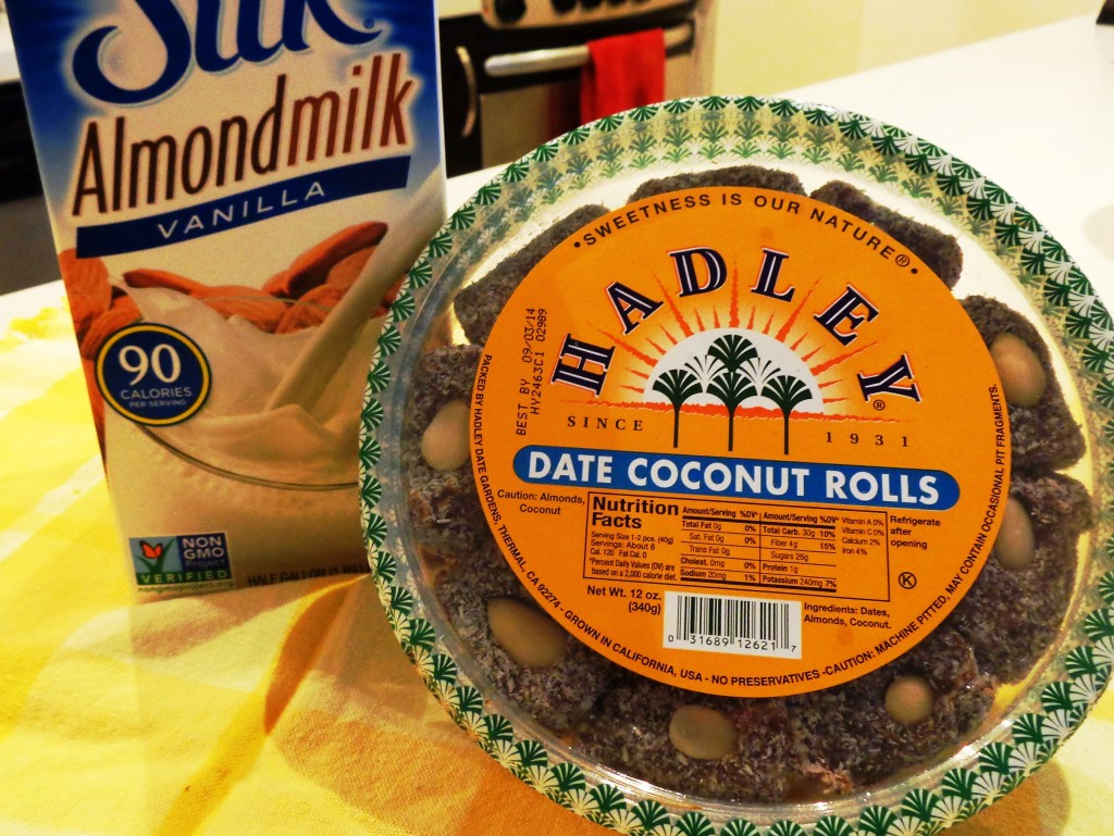 Hadley Date Coconut Rolls