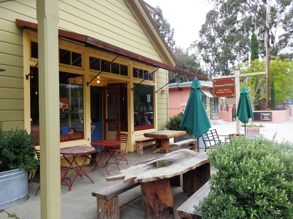 Mosswood Market Cafe & Bakery