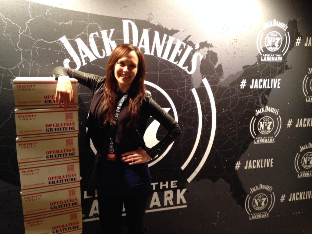 Jack Daniel's concert