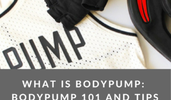 What is BODYPUMP: BODYPUMP 101 overview and tips for first-timers