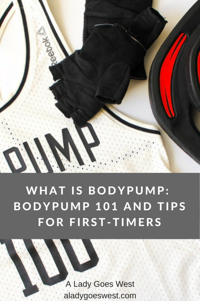 What is BODYPUMP - BODYPUMP 101 and tips for first-timers by A Lady Goes West