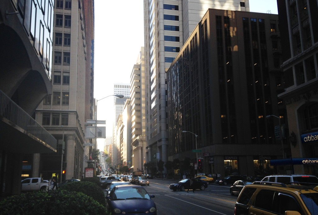 Walking the City of San Francisco