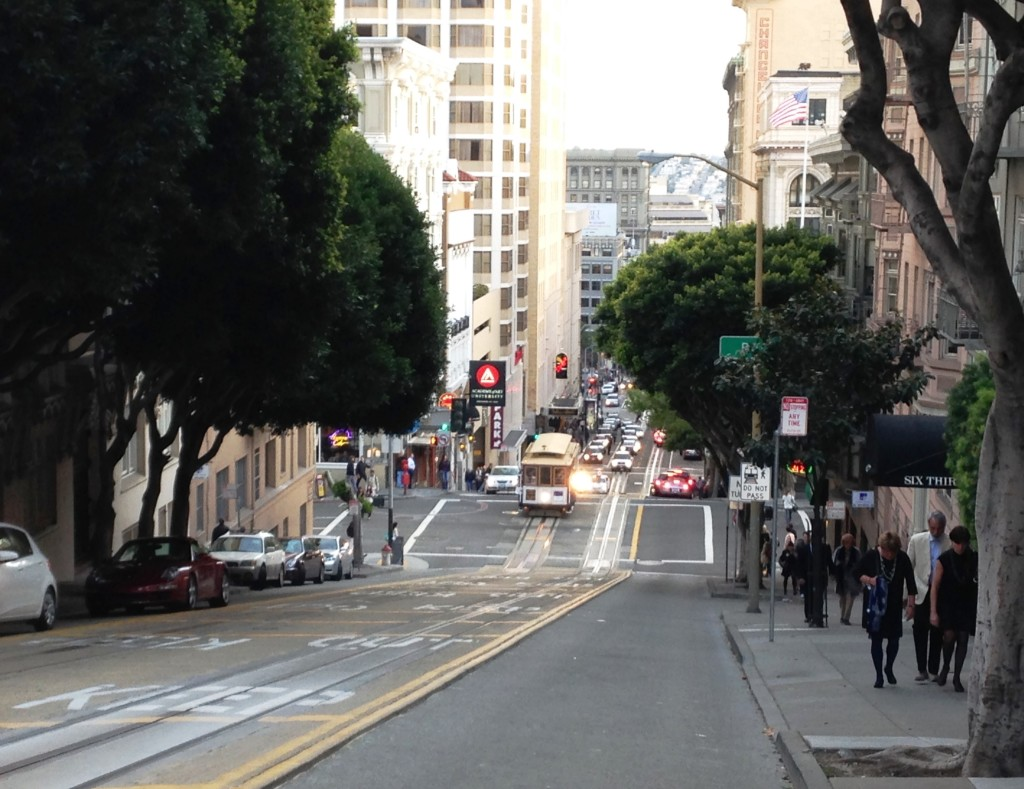 Walking the city