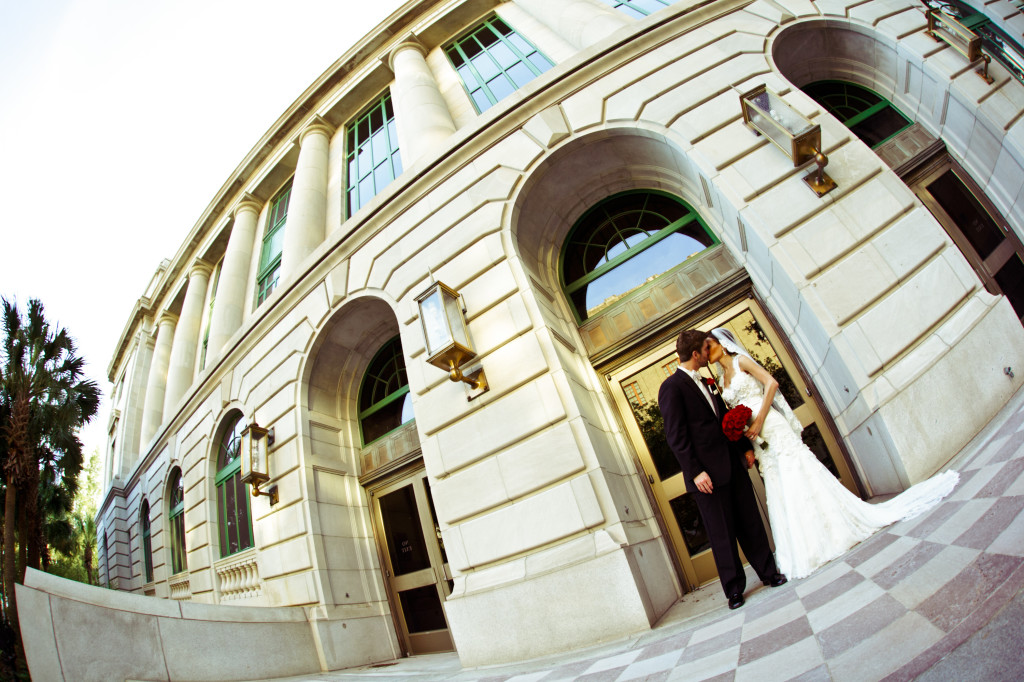 History Center wedding ceremony