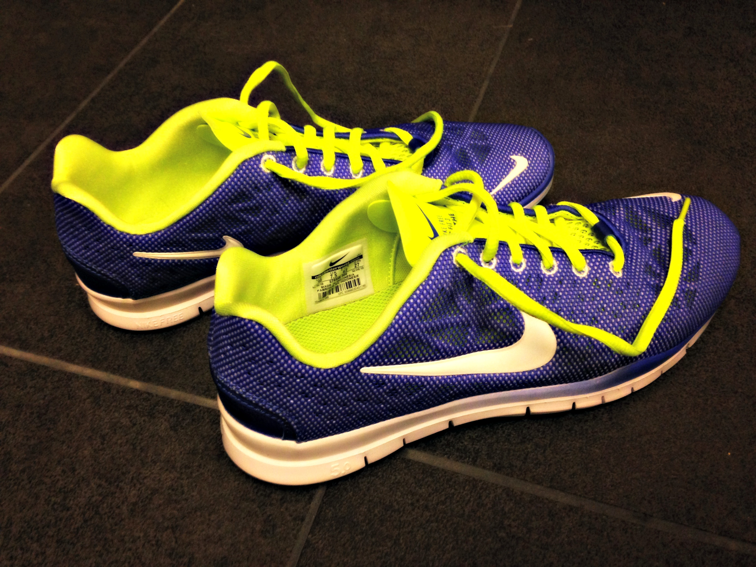 Nike Free Breathe Shoes