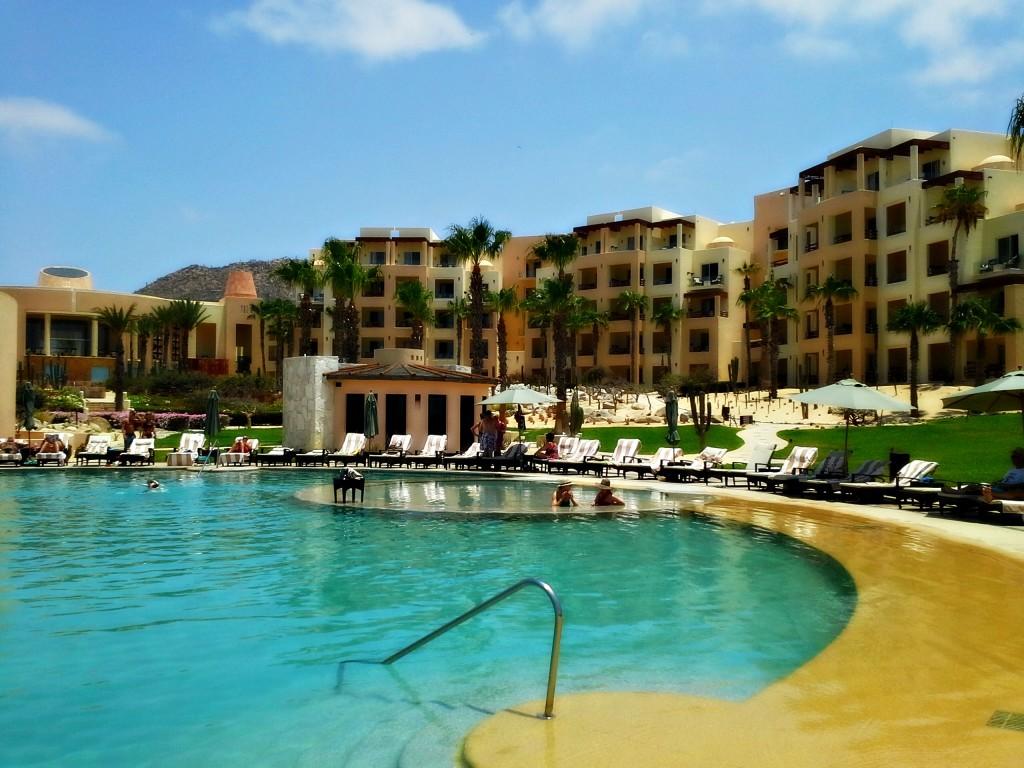 PB pool view