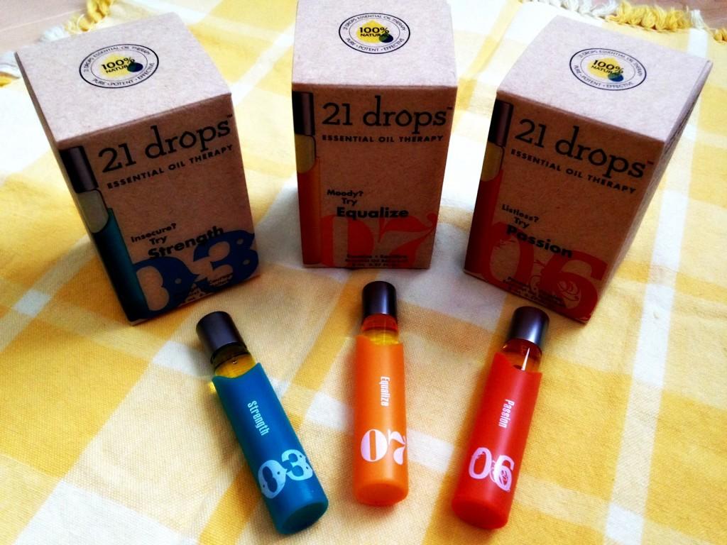 21Drops Essential Oils
