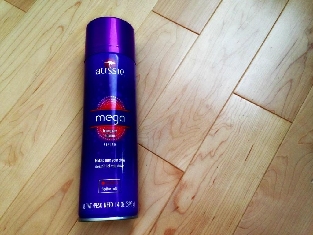 Aussie Hairspray