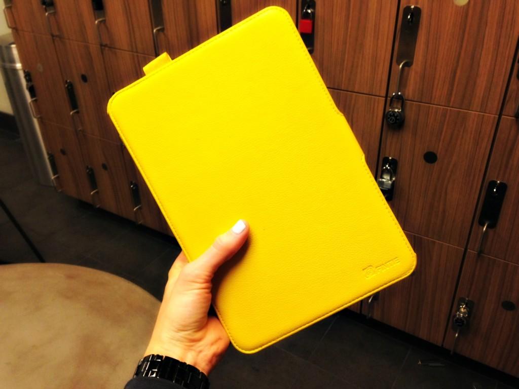 Tablet case for work
