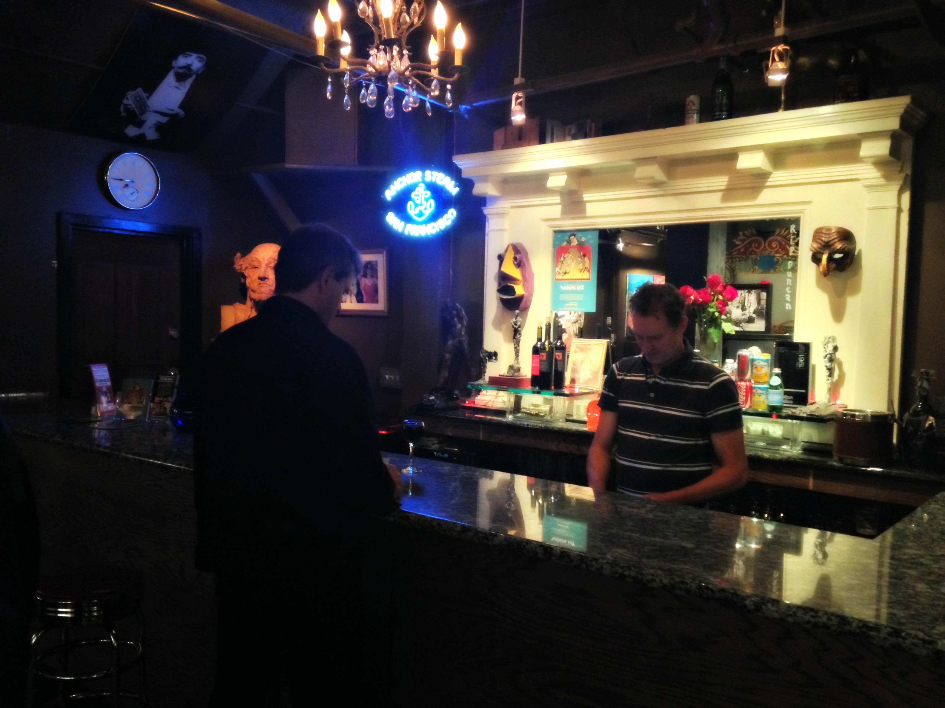 Shelton Theater Bar