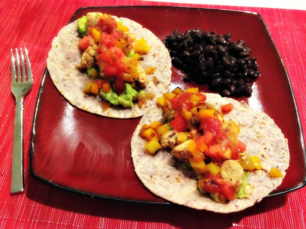 Sunday night taco dinner