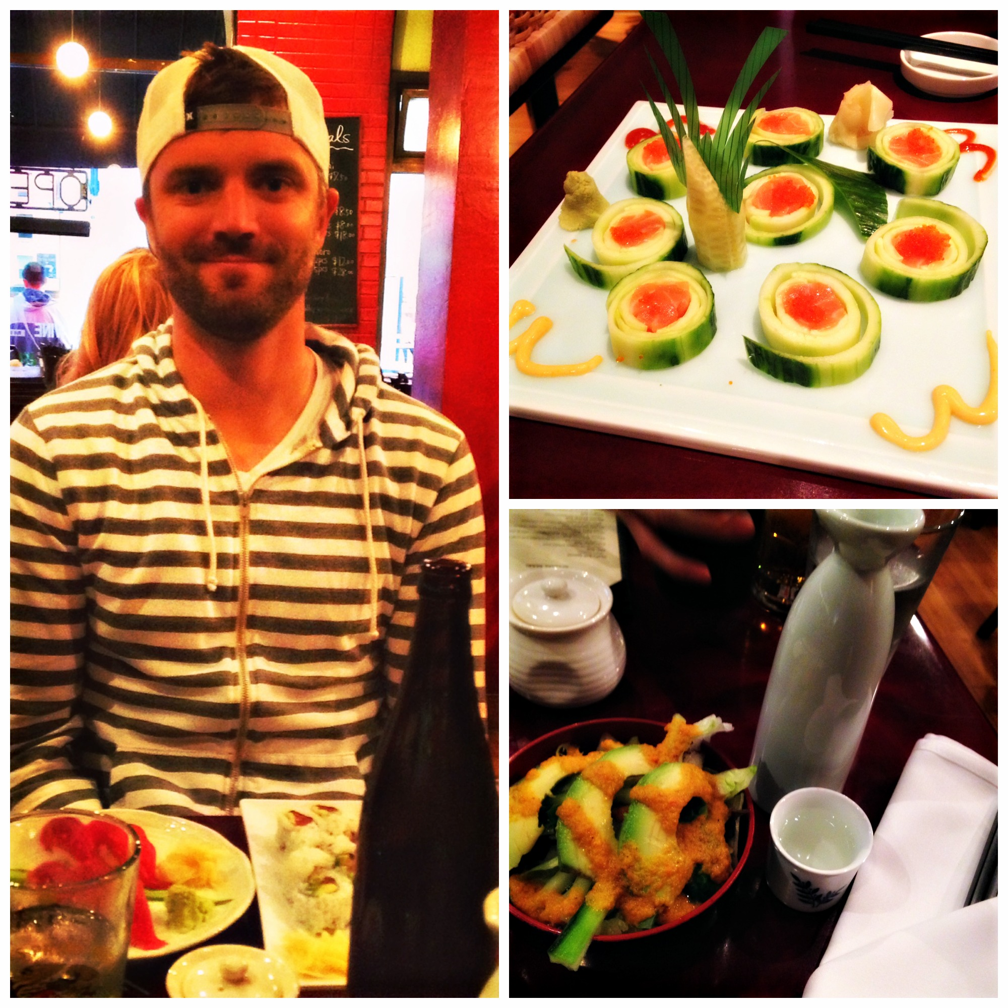 Friday Favorites: Sushi, a game and pants