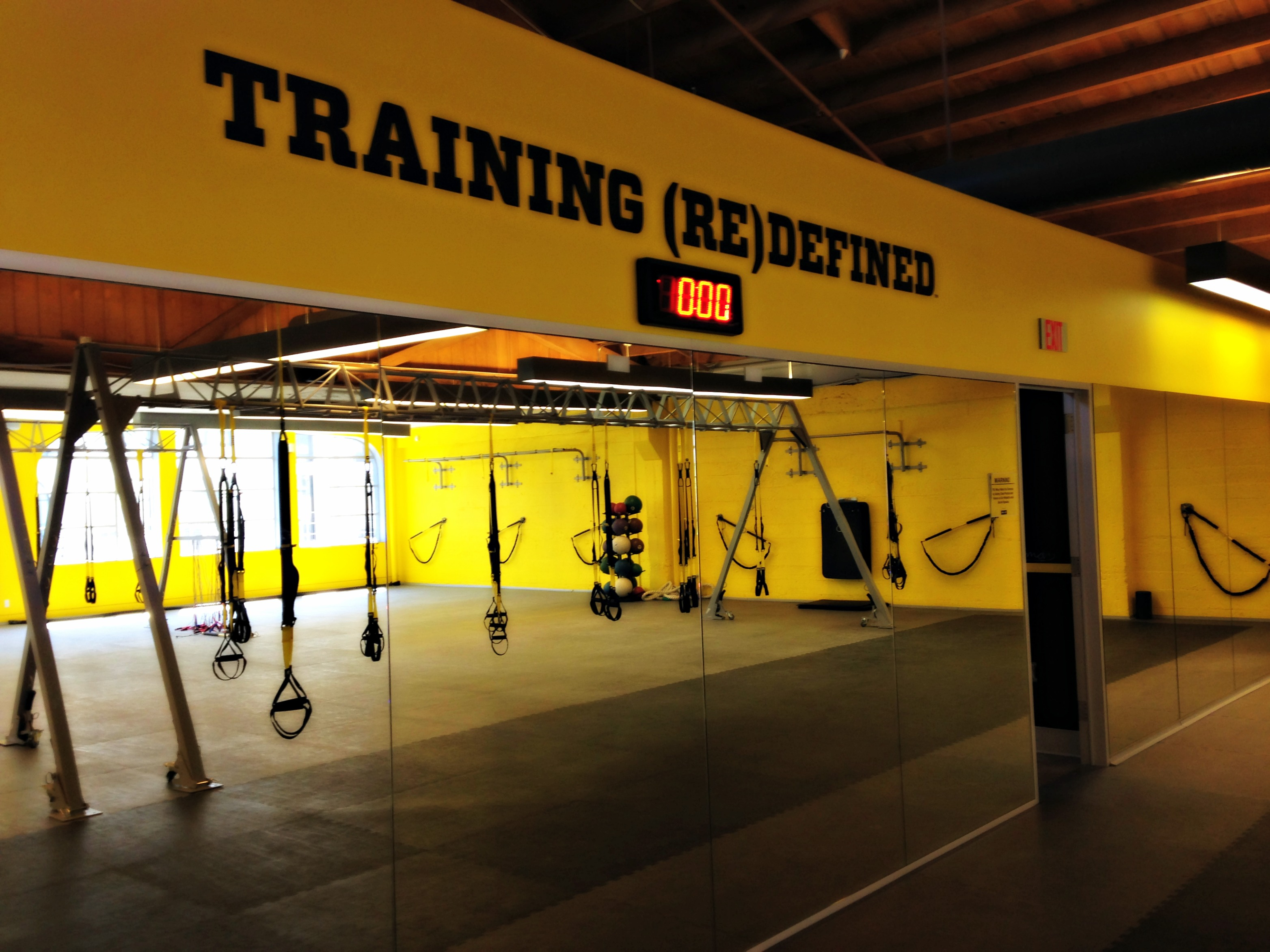 TRX Training Center refined