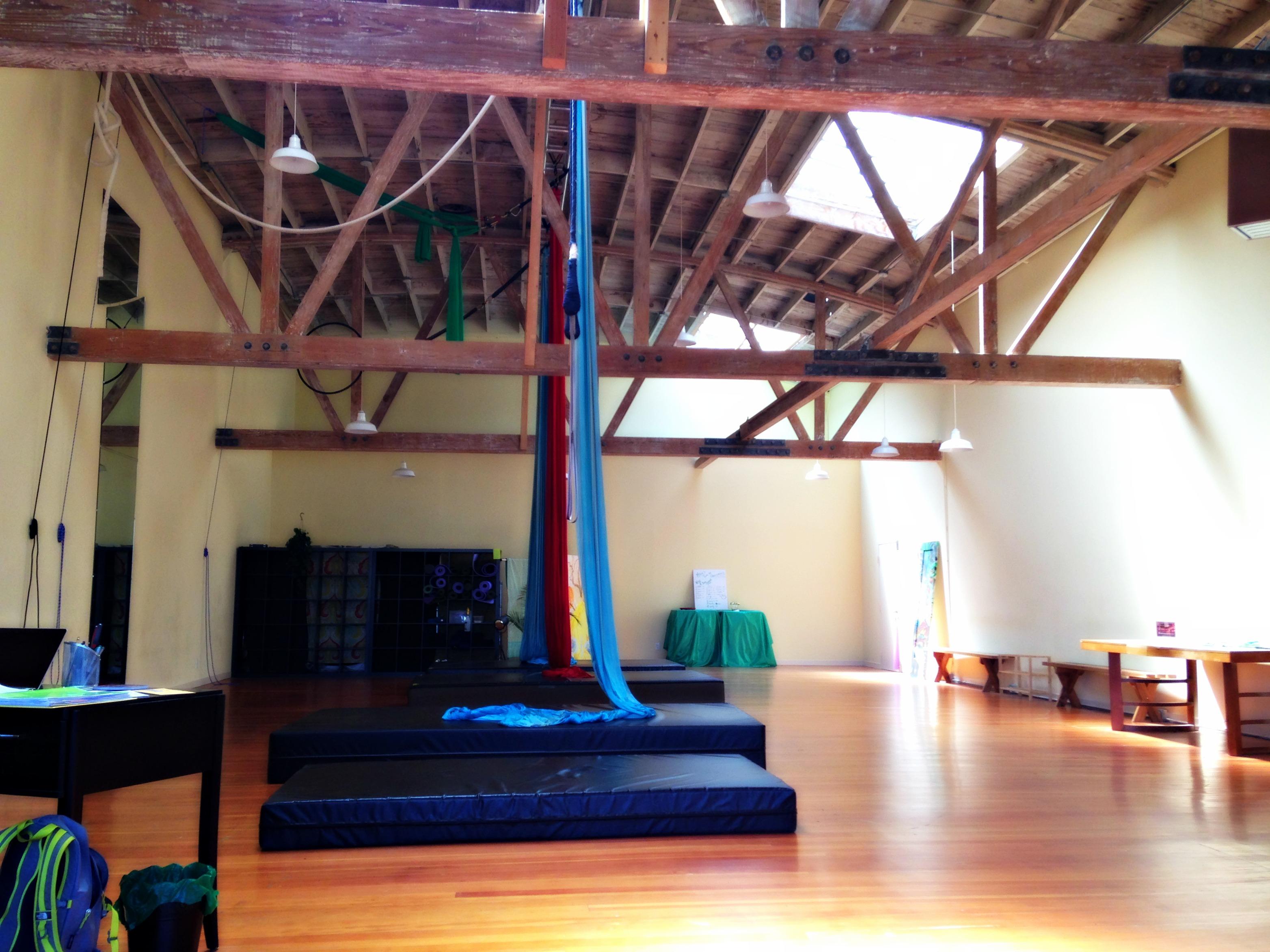 Aspen Aerials studio space