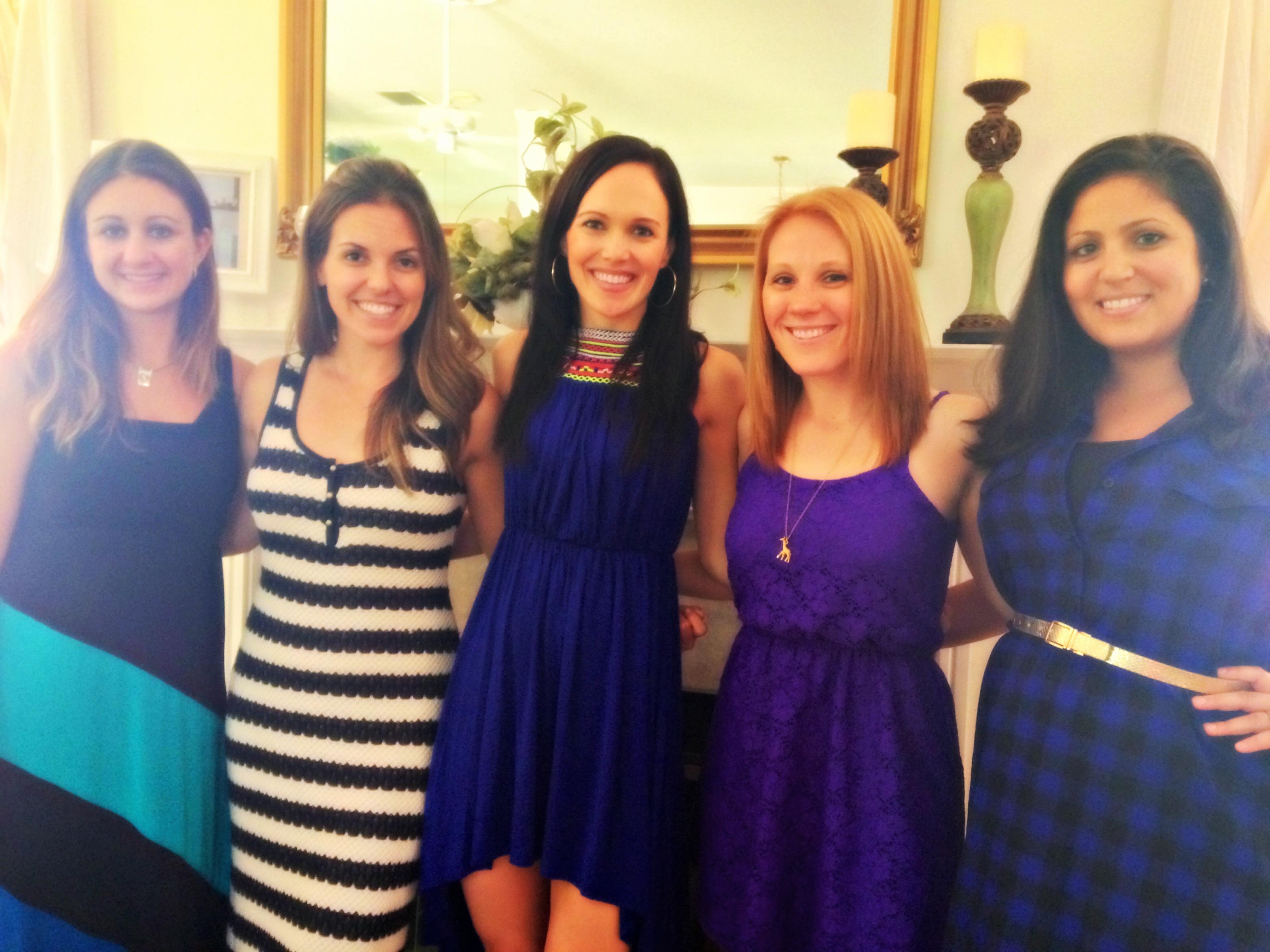 Florida Ladies on Labor Day