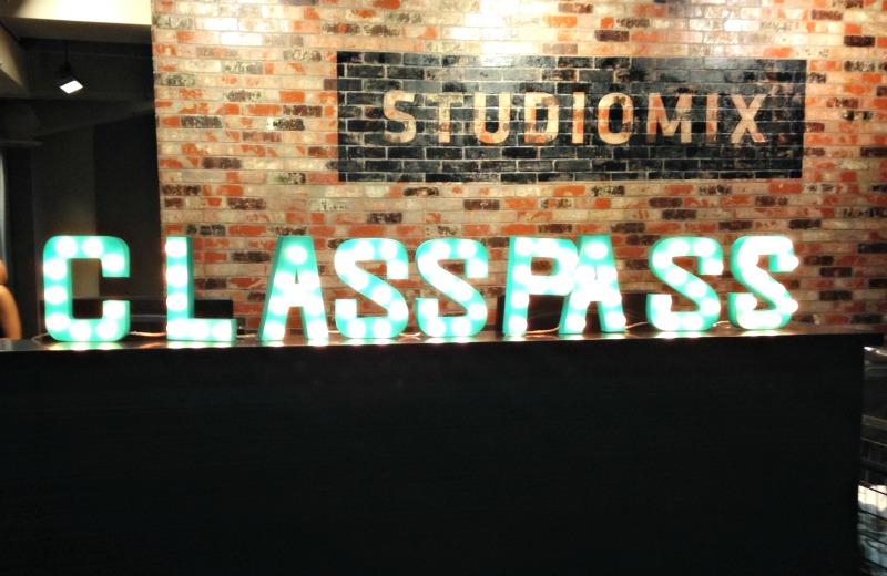 ClassPass event