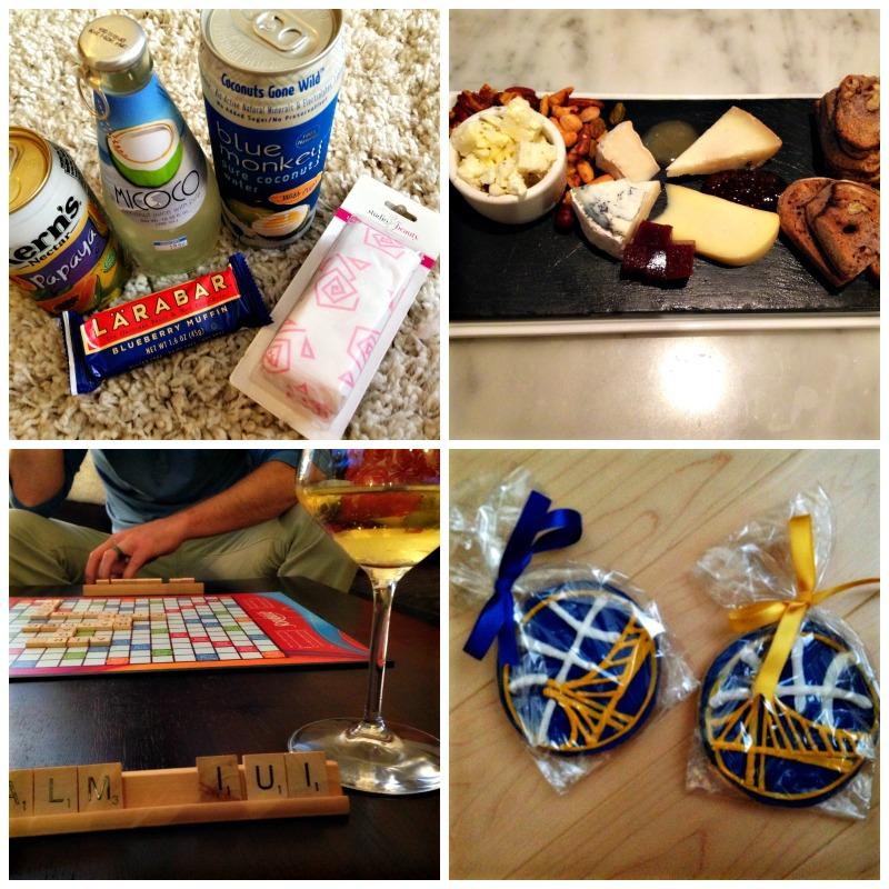 Gifts, nibblies and treats