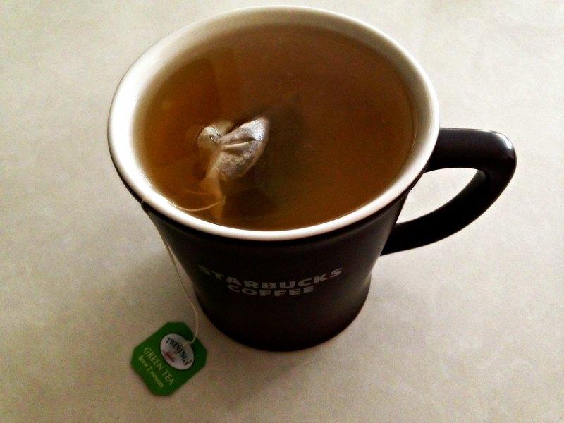 Green tea 10.13.14