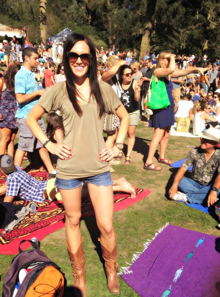 Hardly Strictly Bluegrass fun