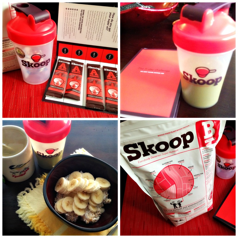 Healthy Skoop products