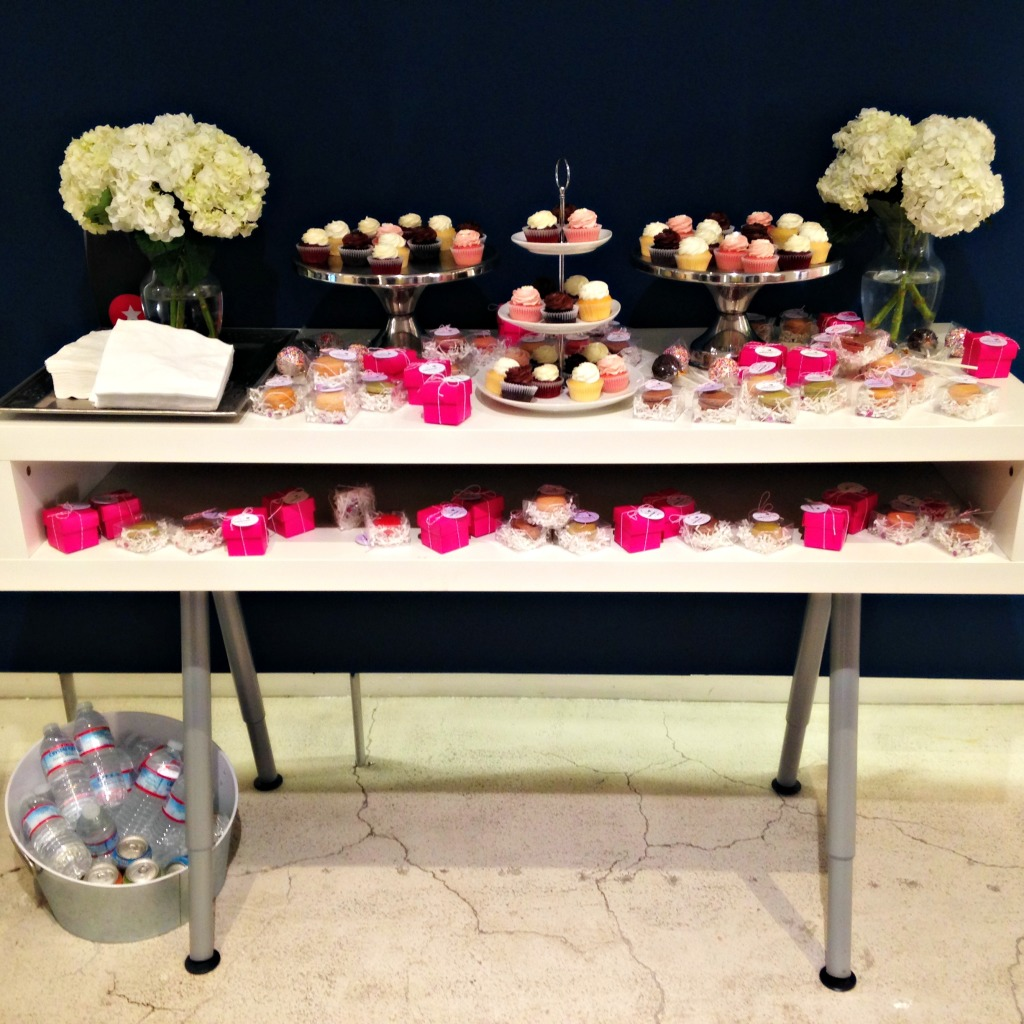 POPSUGAR event treats