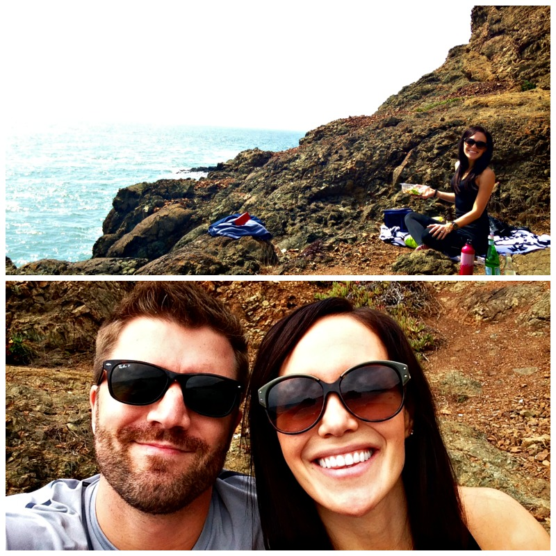 Picnic in Marin