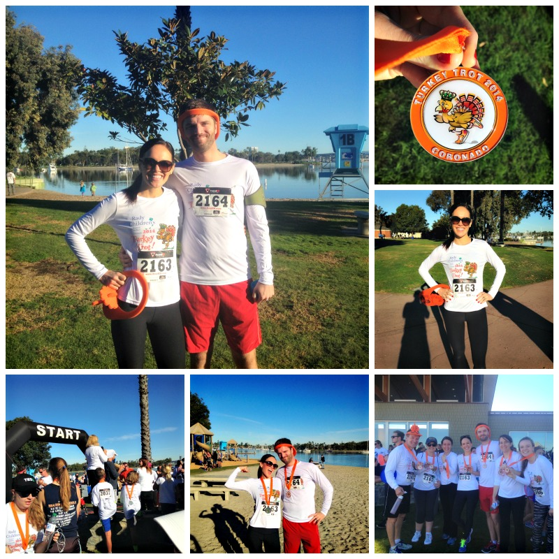 Coronado Turkey Trot via A Lady Goes West