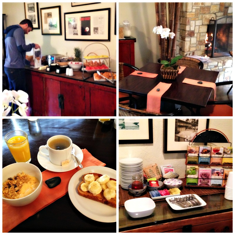 Breakfast at Tradewinds Carmel via A Lady Goes West