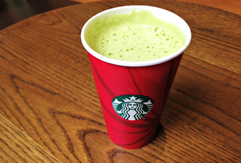 Matcha Latte Starbucks