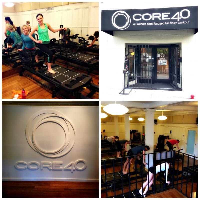 CORE40 studio via A Lady Goes West