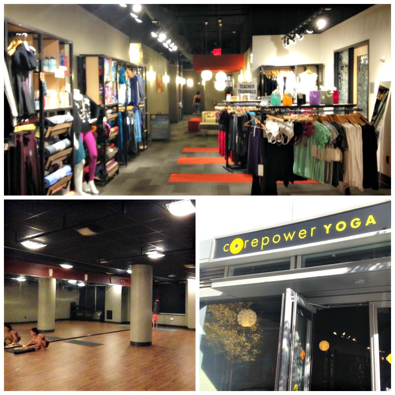 CorePower Yoga review via A Lady Goes West