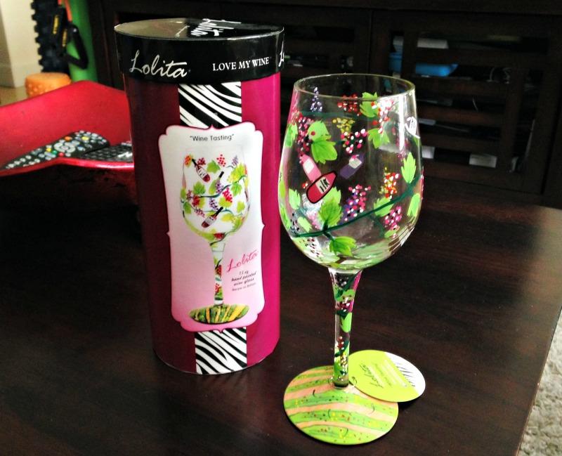 Love my wine glass