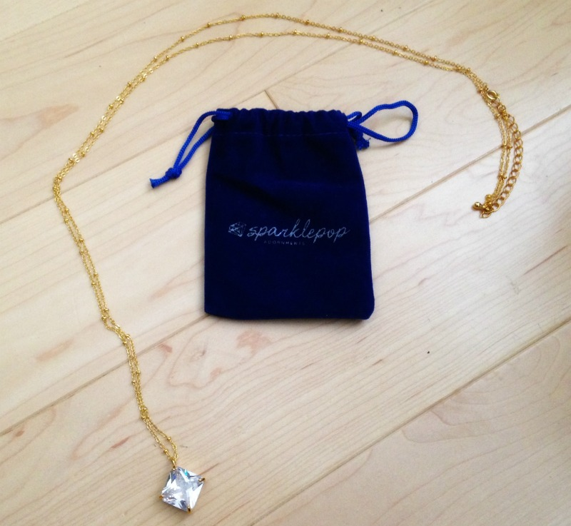 Sparklepop necklace