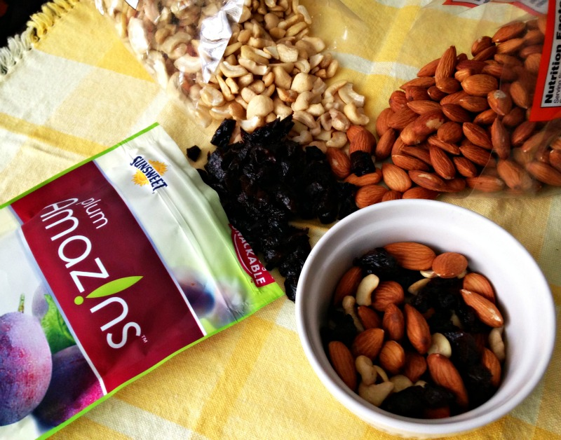 SunSweet trail mix via A Lady Goes West