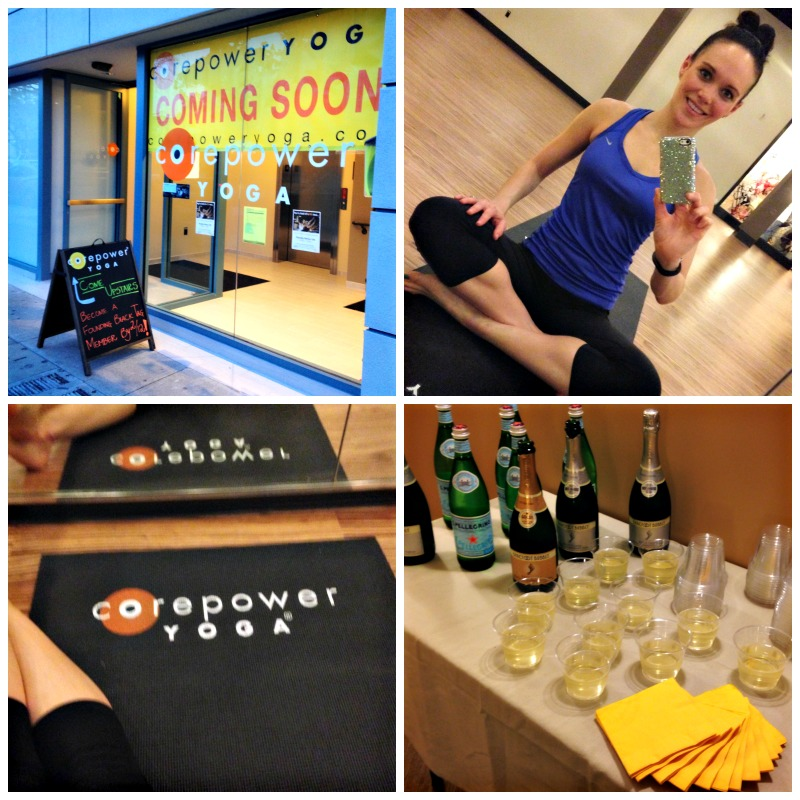 CorePower Yoga Walnut Creek via A Lady Goes West