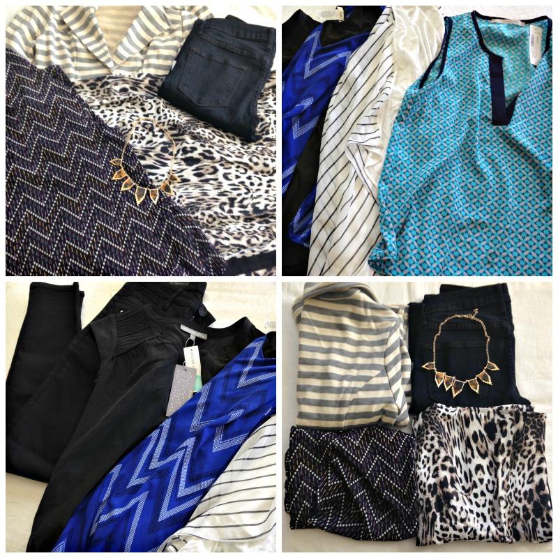 Colorful Stitch Fix clothes via A Lady Goes West